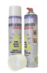 Digrain Wasps & Hornets Nests Killer (600ml)